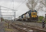 CSX GP40-2 #6152 on C770