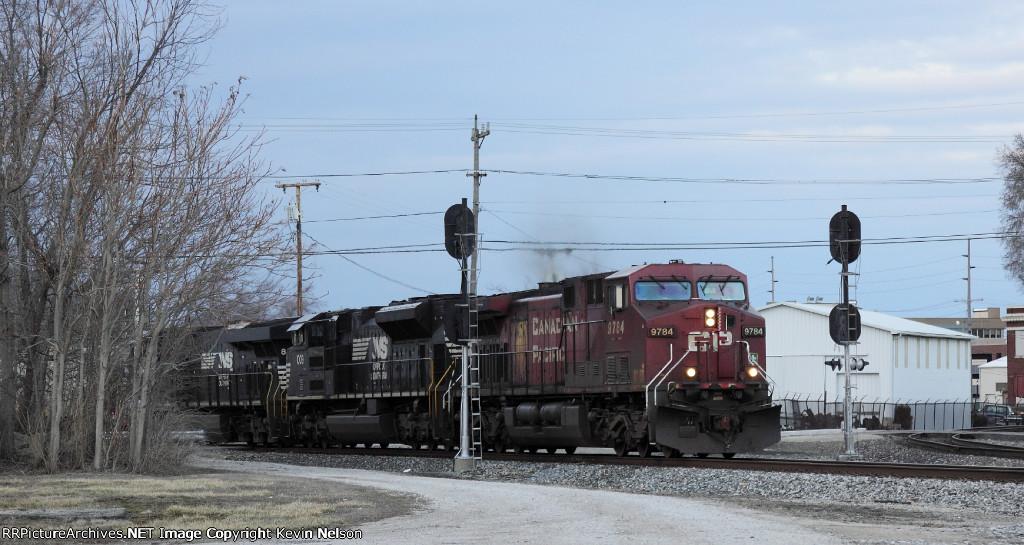 CP 9784 AC44CW