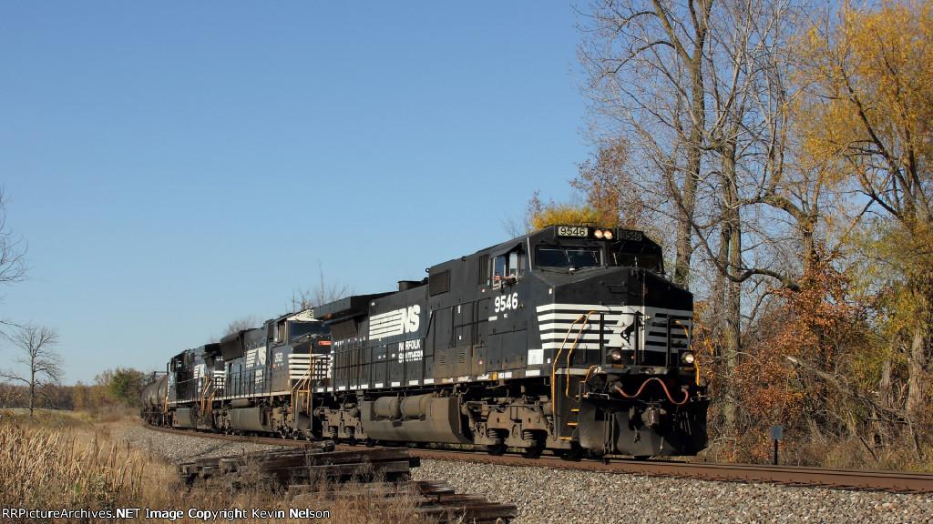 NS 9546 C40-9W