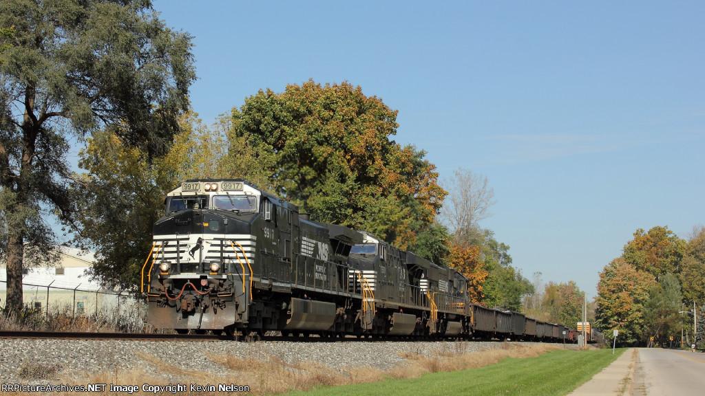 NS 9917 C40-9W