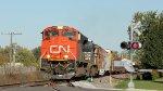 CN 8022 SD70M-2