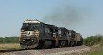 NS 8392 C40-8W