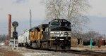 NS 9297 C40-9W