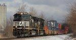 NS 9557 C40-9W