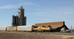 UP 3916 SD70M