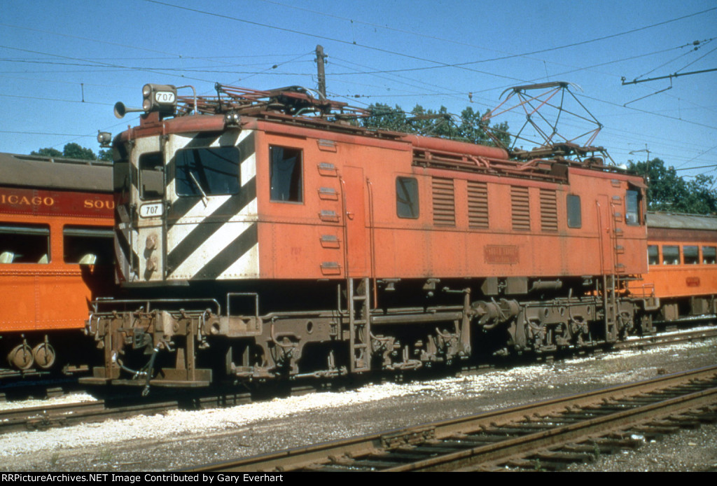 CSS 707 - Chicago South Shore & South Bend