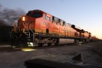 BNSF 7426 and 4071