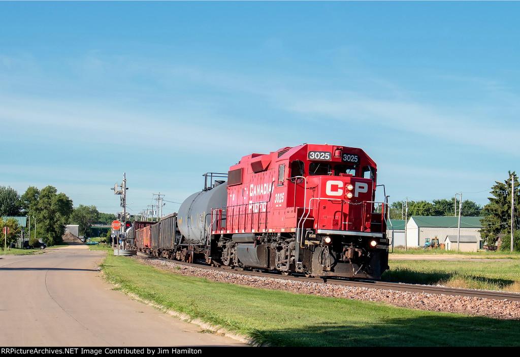 CP 3025 North