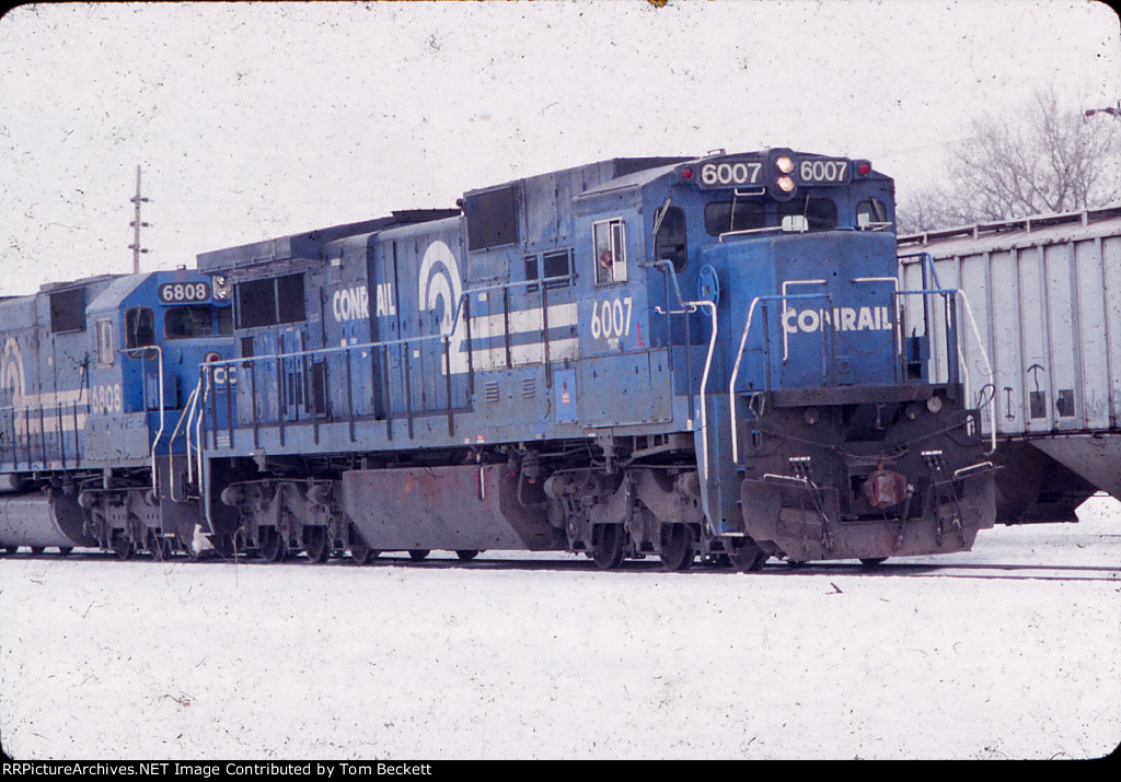 GE in the snow