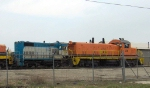 TZPR 802 and IMRR 31 in the yard