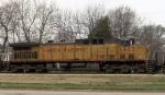 UP 6622 on I&M rails