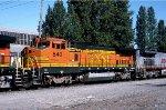 BNSF 540