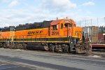 BNSF 2914