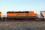 BNSF 2562