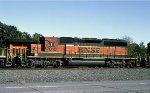 BNSF 7010