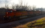BNSF 5730 and 6270