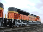 Back roster of BNSF 9386