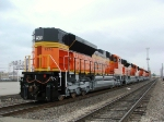 Back roster of BNSF 9374