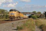 UP power leads NIPSCO coal loads west as 558