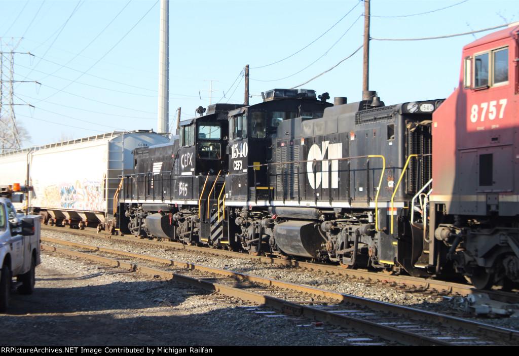 CEFX 1540 & 1545