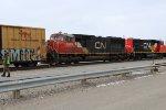CN 5669 & CN 9574