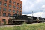NS 9623 on CN0&TP detour train 117