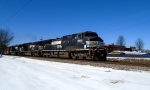 NS 8921 leads NS train 134