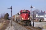 INRD train Z491