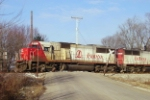 INRD southbound freight
