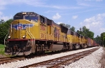 CSX train Q686 with solid UP power