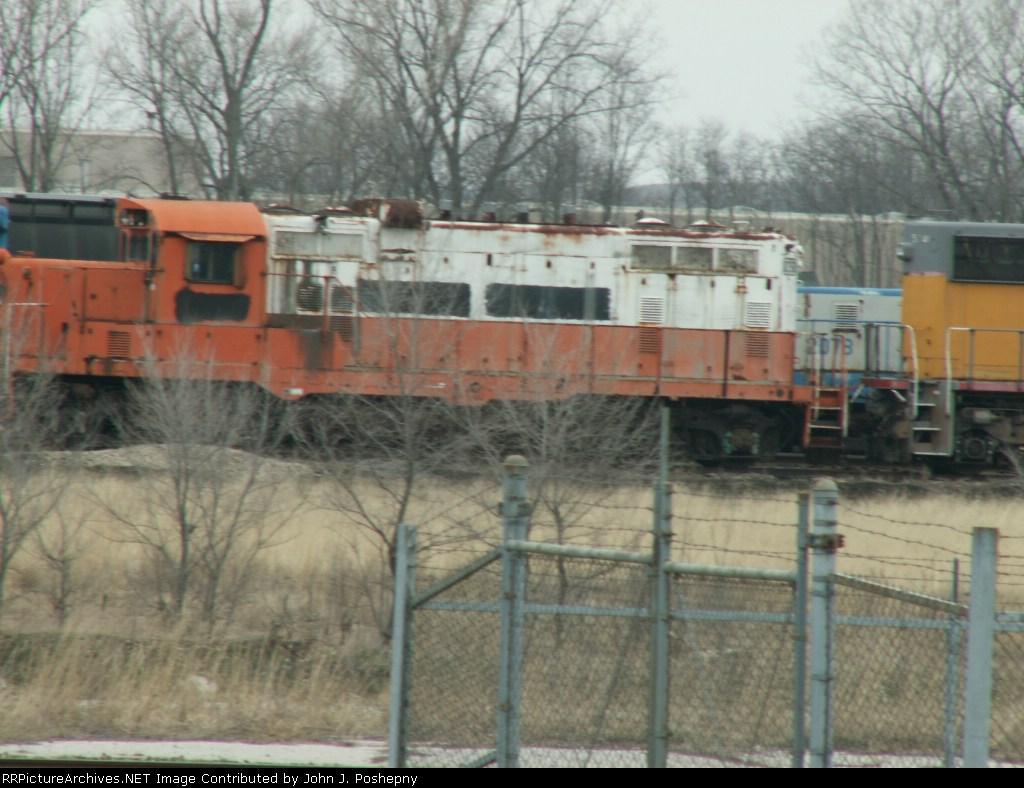 Ex-ICG Locomotive