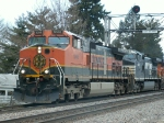 BNSF 1006 with 2 other units
