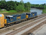CSX 2007 and 6512