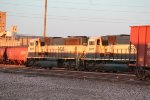 BNSF 9560 and 9638