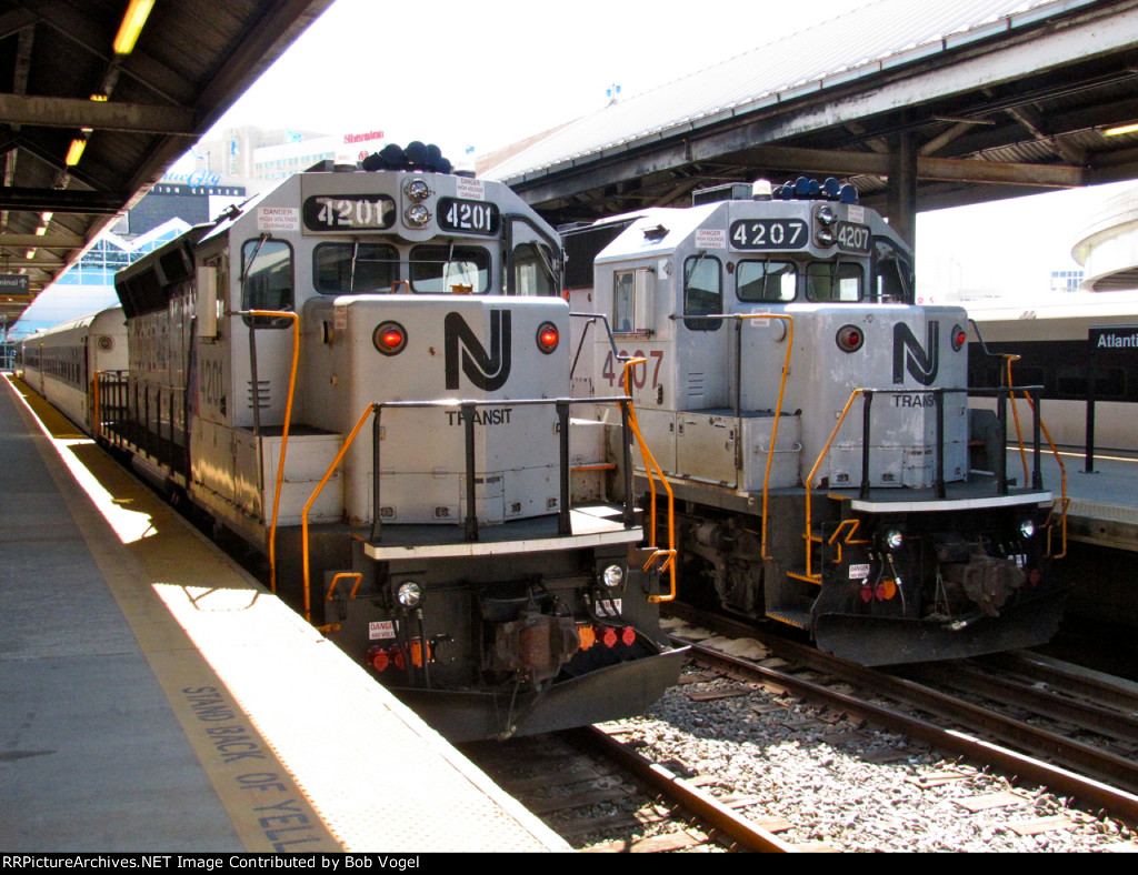 NJT 4201 and 4207