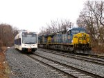 NJT 3513 and CSX 376