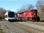NJT 3502 and CP 9726