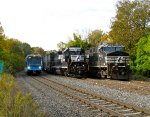 NJT 3520, NS 5278 and 7570