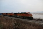 BNSF 4920 Heads up the Daily H-GALNTW