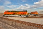 BNSF 4238 and BNSF 4237