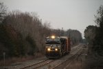 with no IP work in Barrington it allowed the crew of CA-51  to grab a 6 axle comfort cab duo