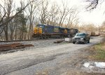 CSX 5270 leading Q415 with 5103