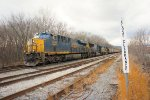 CSX 3040, 4706 and 7916 waiting for crew pt 2
