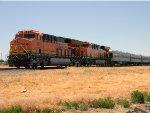 BNSF special train in Laurel