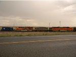 Coal trains DPUs & MRL
