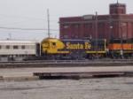 BNSF SF30B 4276