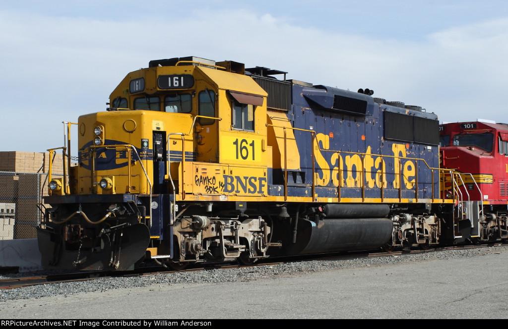 BNSF 161