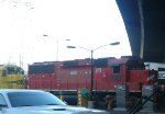 BNSF 198 and 164