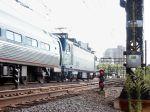 Amtrak AEM7 #908