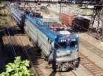Amtrak AEM7's #910 and #906